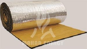 فروش عایق الاستمری با روکش آلومینیوم